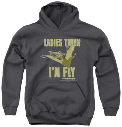 Youth Hoodie: Land Before Time - I'm Fly