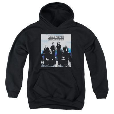 Youth Hoodie: Law & Order SVU - Crew 13