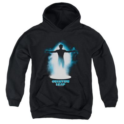 Youth Hoodie: Quantum Leap - First Jump
