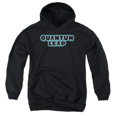 Youth Hoodie: Quantum Leap - Logo