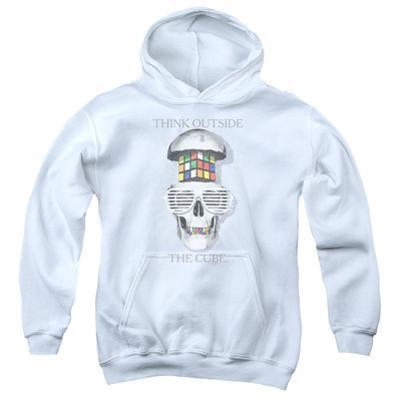 Youth Hoodie: Rubik's Cube- Outside The Cube