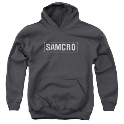 Youth Hoodie: Sons Of Anarchy - Samcro
