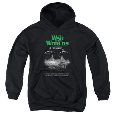 Youth Hoodie: War Of The Worlds - Attack Poster