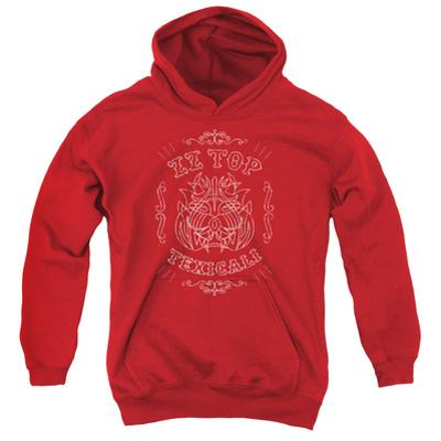 Youth Hoodie: ZZ Top- Texicali Demon
