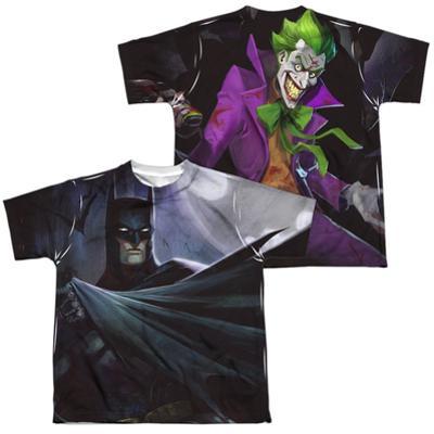 Youth: Infinite Crisis- Batman VS. Joker (Front/Back Print)