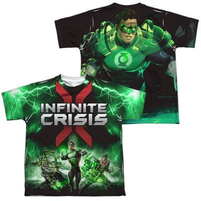 Youth: Infinite Crisis- IC Green Lantern (Front/Back Print)