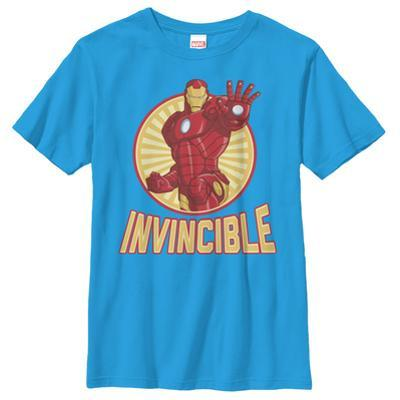 Youth: Iron Man- Invincible