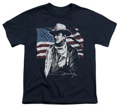 Youth: John Wayne - American Idol