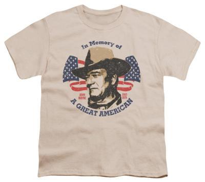Youth: John Wayne - Great American