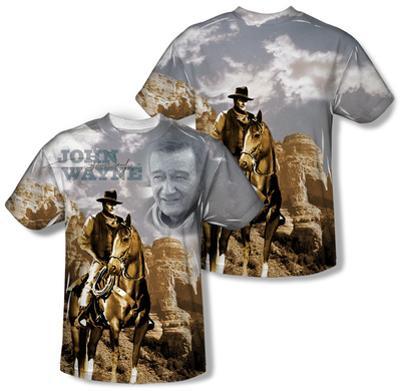 Youth: John Wayne - Ride Em Cowboy (Front/Back Print)