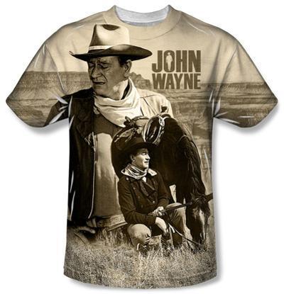 Youth: John Wayne - Stoic Cowboy