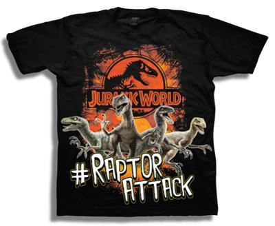 Youth: Jurassic World Raptors Attack