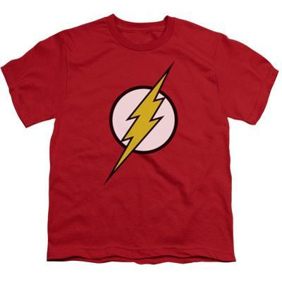 Youth: Justice League America - Flash Logo