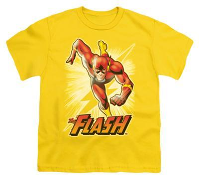 Youth: Justice League America - Flash Yellow