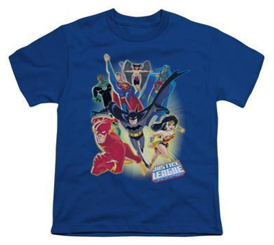 Youth: Justice League America - Unlimited