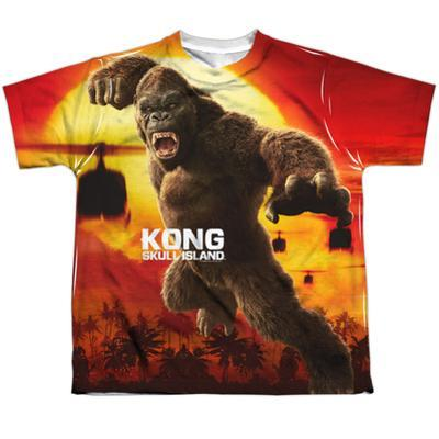 Youth: Kong: Skull Island- Attack Of The King