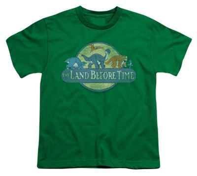 Youth: Land Before Time - Retro Logo