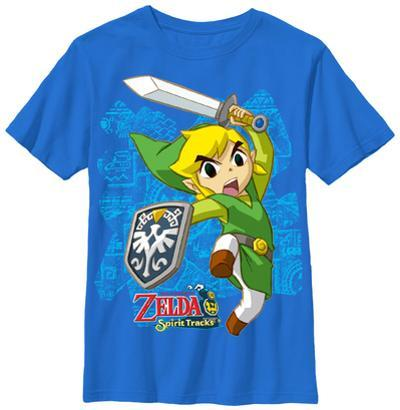 Youth: Legend Of Zelda- Link Up