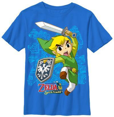 Youth: Legend Of Zelda- Link Up