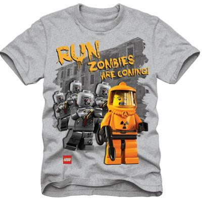 Youth: Lego - Zombies Are Coming