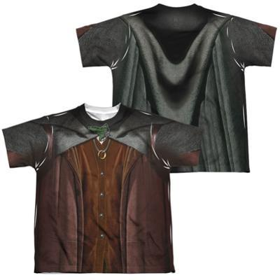 Youth: Lord Of The Rings- Frodo Costume Tee (Front/Back)