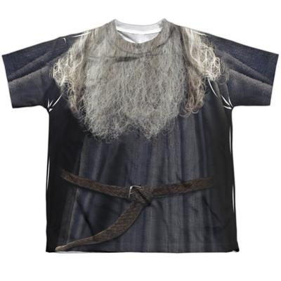 Youth: Lord Of The Rings- Galdalf The Grey Costume Tee