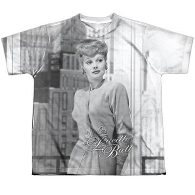 Youth: Lucille Ball- City Girl