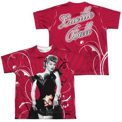 Youth: Lucille Ball- Formal Wear (Front/Back)