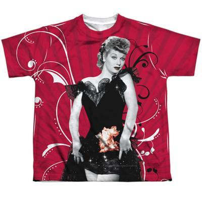 Youth: Lucille Ball- Formal Wear