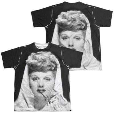 Youth: Lucille Ball- Glamourou Shot (Front/Back)