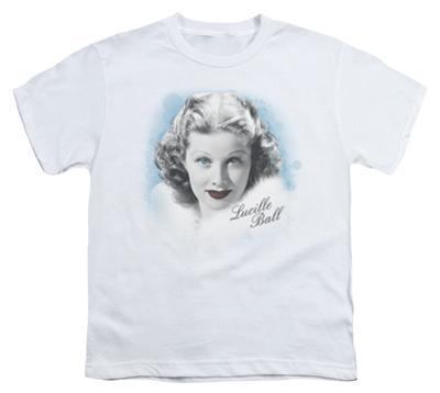 Youth: Lucille Ball - In Blue