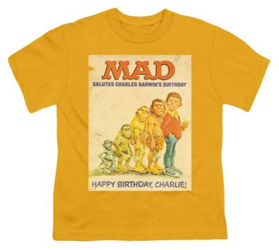 Youth: Mad Magazine - Charles