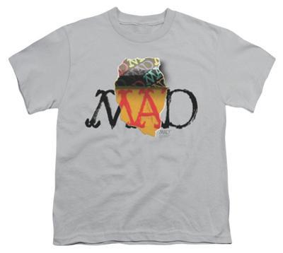 Youth: Mad Magazine - Torn Logo