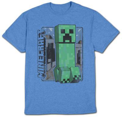 Youth: Minecraft- Vintage?Creeper
