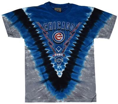 Youth: MLB: Cubs V-Dye