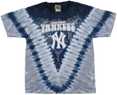 Youth: MLB- YankeesThrowback V-Dye