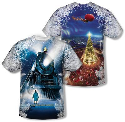Youth: Polar Express - Journey (Front/Back Print)