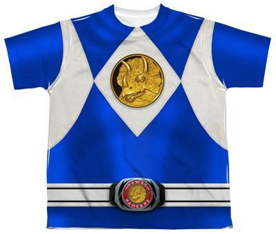 Youth: Power Rangers - Blue Ranger Emblem
