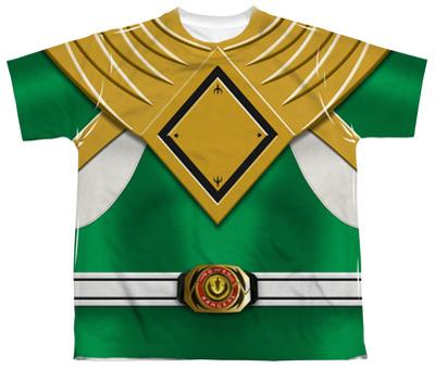 Youth: Power Rangers - Green Ranger