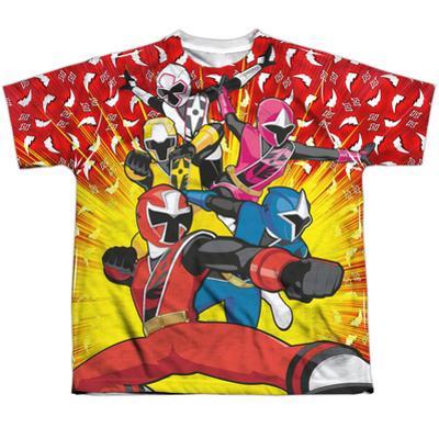 Youth: Power Rangers: Ninja Steel-Go Team Go