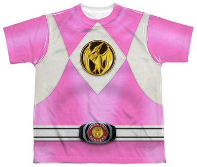 Youth: Power Rangers - Pink Ranger Emblem