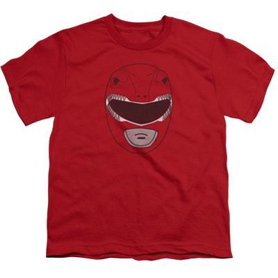 Youth: Power Rangers- Red Dino Ranger Mask