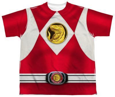 Youth: Power Rangers - Red Ranger Emblem
