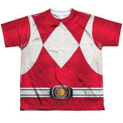 Youth: Power Rangers- Red Ranger