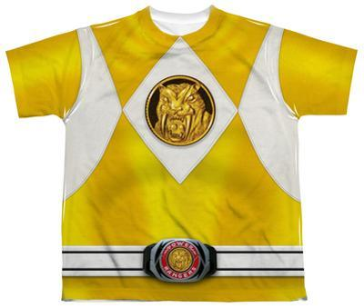 Youth: Power Rangers - Yellow Ranger Emblem