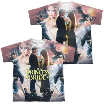 Youth: Princess Bride- Story Collage (Front/Back)