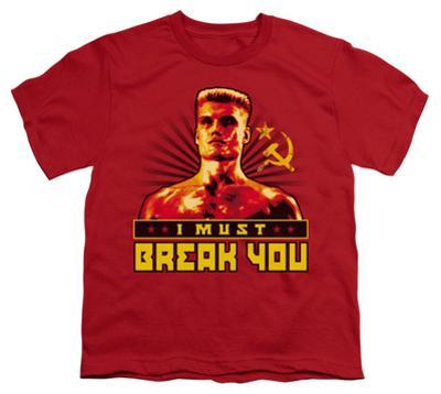 Youth: Rocky - I Must Break You