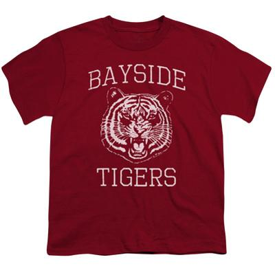 Youth: Saved By The Bell- Bayside Tigers Emblem