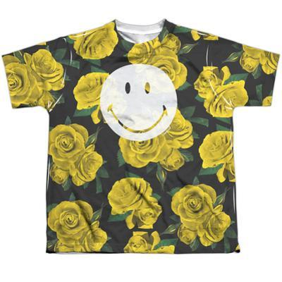 Youth: Smiley World- Rosey Smile