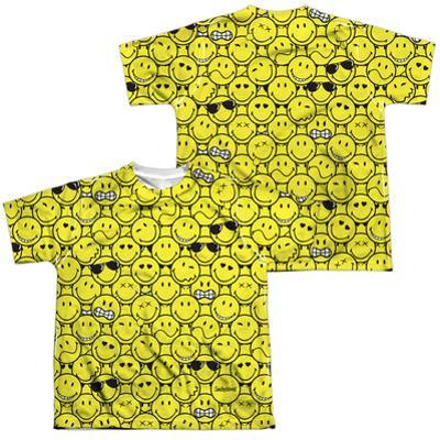 Youth: Smiley World- Smile Pile (Front/Back)
